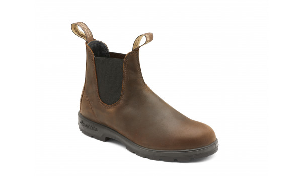 1609 Boot Men, Brown/Black 1