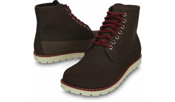Cobbler 2.0 Boot Men, Mahogany/Stucco 4