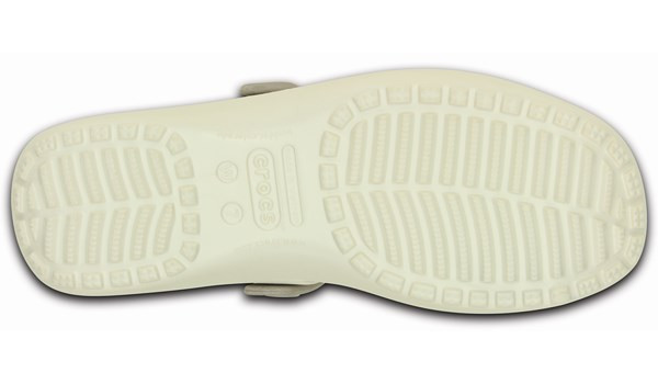Coretta Sandal, Oyster/Platinum 3