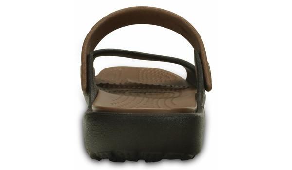 Coretta Sandal, Espresso/Bronze 2