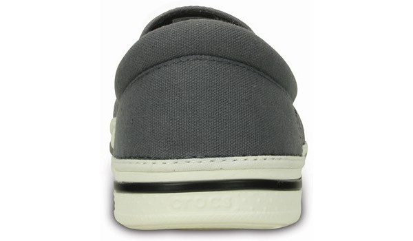 Norlin Slip-On, Charcoal/White 2