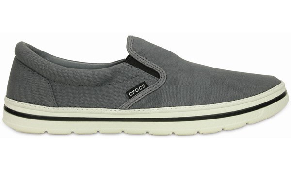Norlin Slip-On, Charcoal/White 1