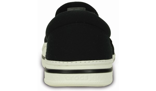 Norlin Slip-On, Black/White 2