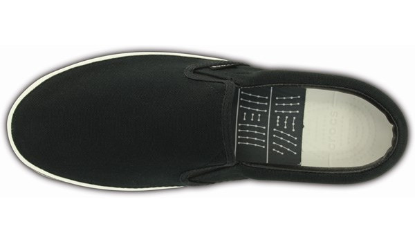 Norlin Slip-On, Black/White 5