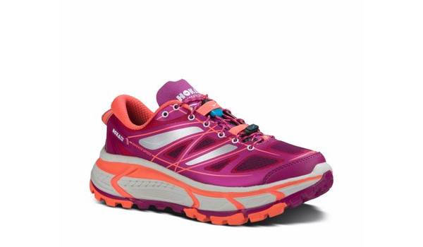Mafate Speed Women, Wild Aster/Neon Coral 5