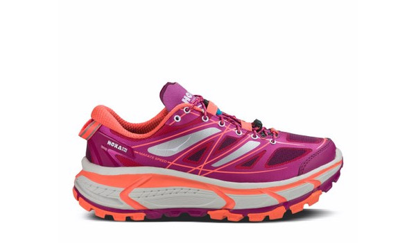 Mafate Speed Women, Wild Aster/Neon Coral 1