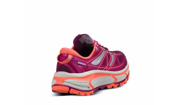 Mafate Speed Women, Wild Aster/Neon Coral 2
