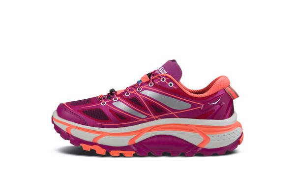 Mafate Speed Women, Wild Aster/Neon Coral 4