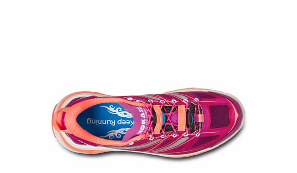 Mafate Speed Women, Wild Aster/Neon Coral 6
