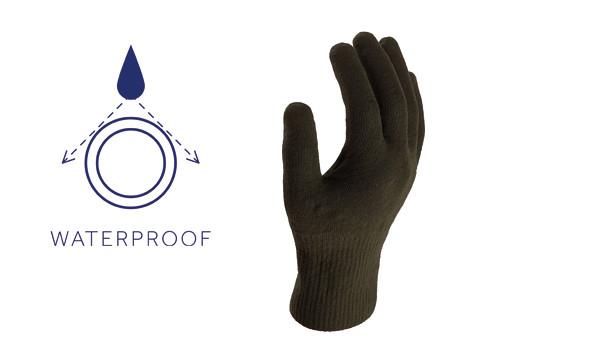 Ultra Grip Glove, Olive 1