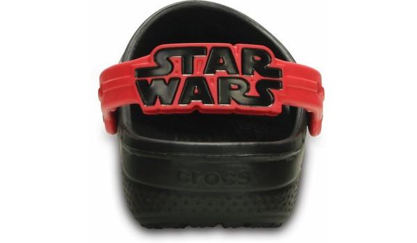 Kids Creative Crocs Star Wars Darth Vader Clog, Black 2