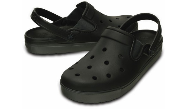 CitiLane Clog, Black/Graphite 4