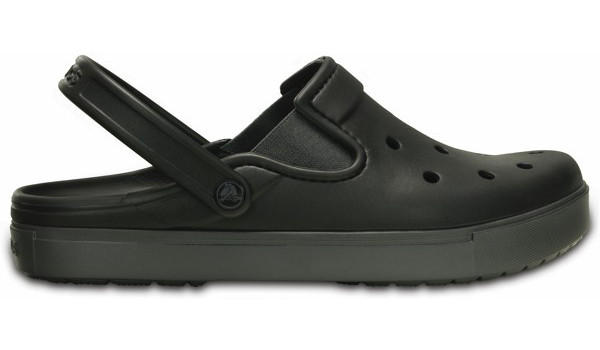 CitiLane Clog, Black/Graphite 1