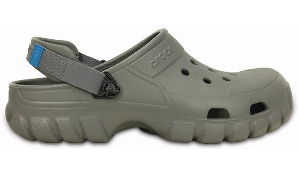 Offroad Sport Clog, Smoke/Charcoal 1
