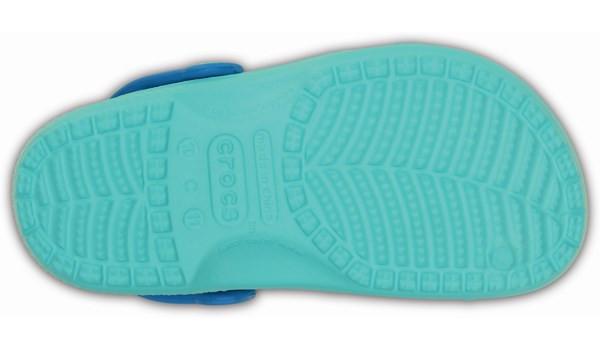 Kids Creative Crocs Finding Dory Clog, Pool 3