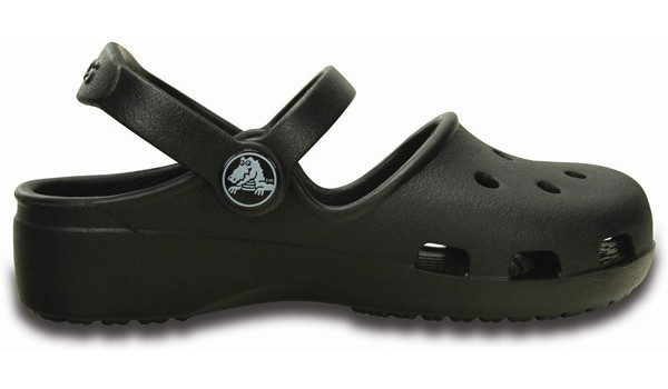 Kids Karin Clog, Black 1