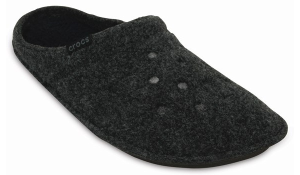 Classic Slipper, Black 5