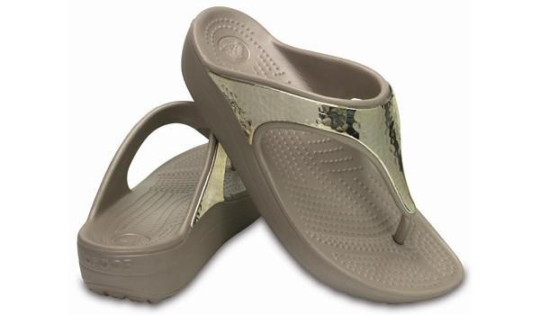 Sloane Embellished Flip, Platinum 4