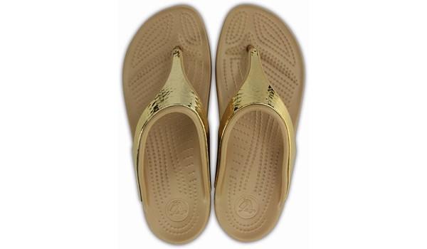 Sloane Embellished Flip, Gold 6
