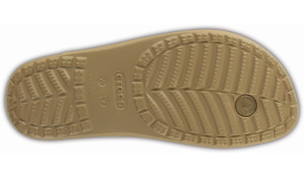 Sloane Embellished Flip, Gold 3