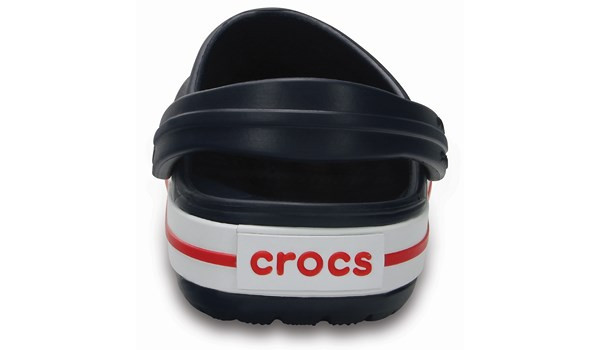 Kids Crocband, Navy/Red 2
