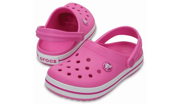 Kids Crocband, Party Pink 4