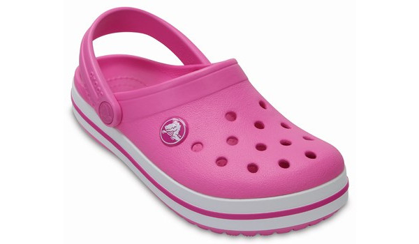 Kids Crocband, Party Pink 5