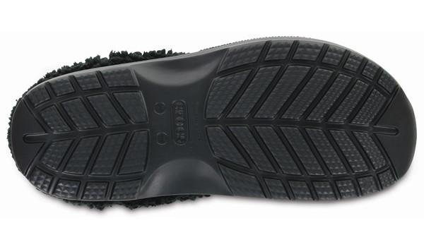 Classic Blitzen III Clog, Black/Black 3