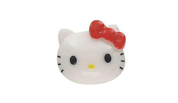 3D Hello Kitty Face,