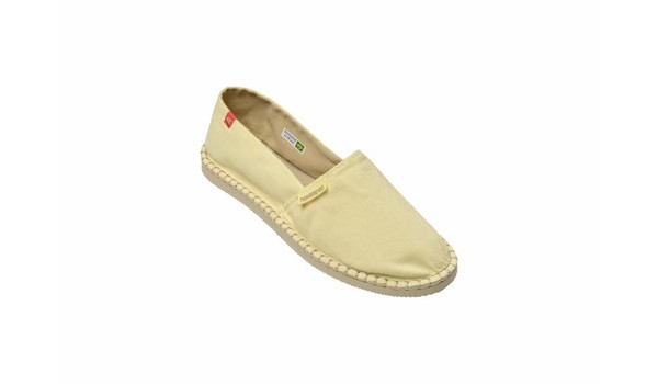 Origine 3 Espadrilles, Pollen Yellow 3