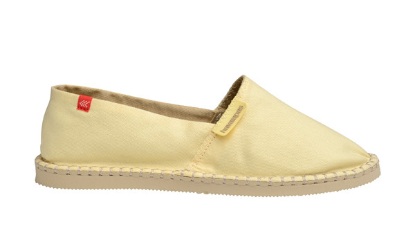 Origine 3 Espadrilles, Pollen Yellow 1