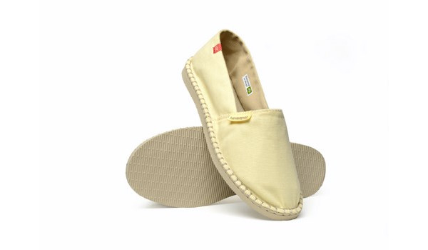 Origine 3 Espadrilles, Pollen Yellow 2
