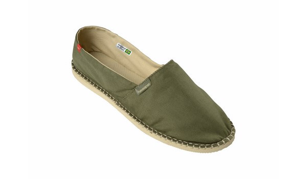 Origine 3 Espadrilles, Green 3
