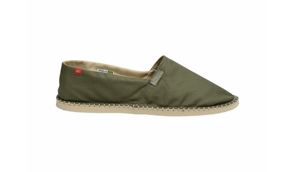 Origine 3 Espadrilles, Green 1