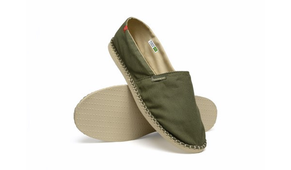 Origine 3 Espadrilles, Green 2