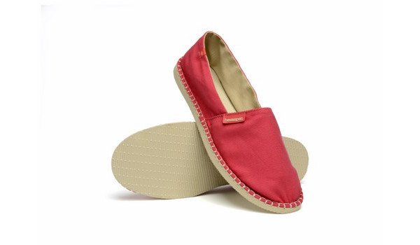 Origine 3 Espadrilles, Ruby Red 2