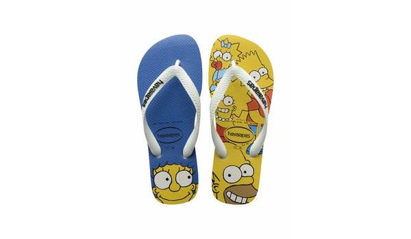 Simpsons Flip, White 4