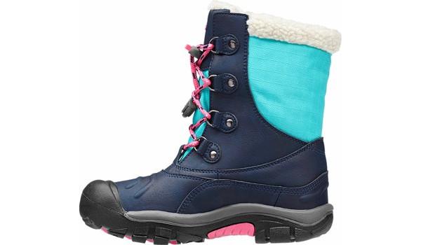 Basin WP Kids, Dress Blues/Camellia Rose 4
