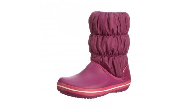 Winter Puff Boot, Viola/Fuchsia 4