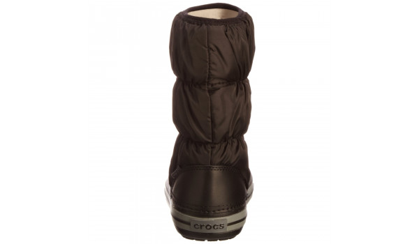 Winter Puff Boot, Black/Charcoal 2
