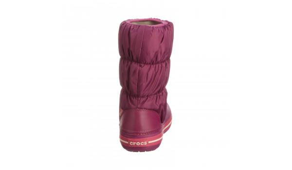Winter Puff Boot, Viola/Fuchsia 2