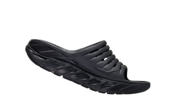 Ora Recovery Slide 2 Men, Black/Black 4