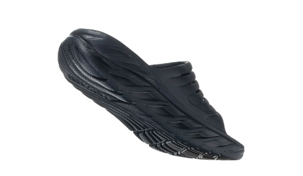 Ora Recovery Slide 2 Men, Black/Black 2