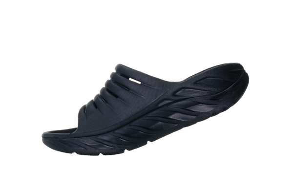 Ora Recovery Slide 2 Men, Black/Black 5