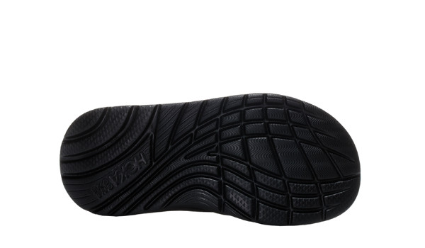Ora Recovery Slide 2 Women, Black/Black 3