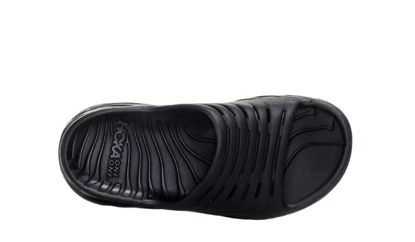 Ora Recovery Slide 2 Women, Black/Black 6