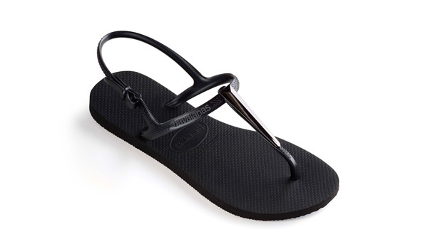 Freedom Maxi Sandal, Black 1