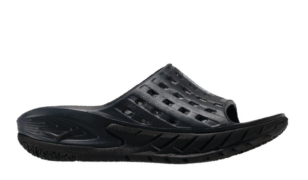 Ora Recovery Slide Men, Black/Antracit 1