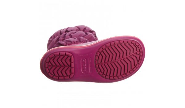 Winter Puff Boot, Viola/Fuchsia 3