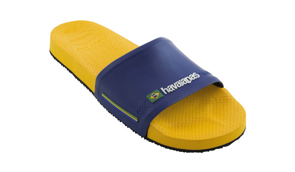 Slide Brasil, Banana Yellow 3